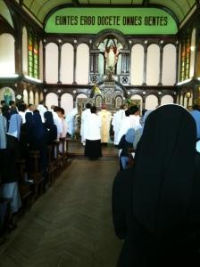 Thánh Lễ tạ ơn cuối năm