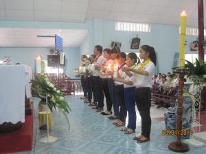 Thánh Lễ Phuc Sinh