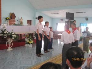 GX Võ Lâm Phát vở Học sinh nghèo 2014